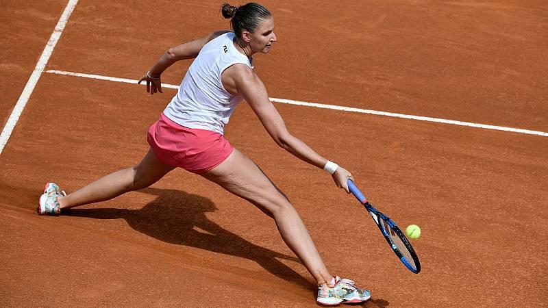 Tenis - WTA 1000 Torneo Roma - 1ª Semifinal: Karolina Pliskova - Petra Martic - ver ahora