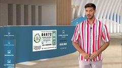 Sorteo de la Lotería Nacional del 15/05/2021