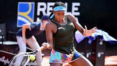 Tenis - WTA 1000 Torneo Roma - 2ª Semifinal: Cori Gauff - Iga Swiatek