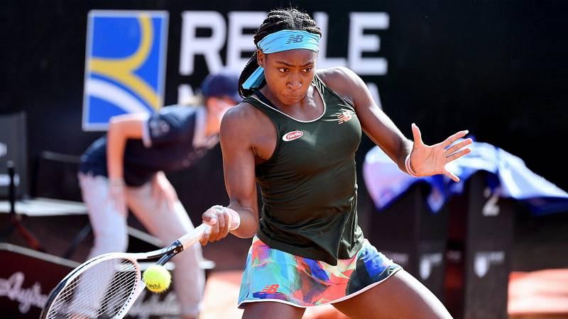 Tenis - WTA 1000 Torneo Roma - 2ª Semifinal: Cori Gauff - Iga Swiatek - ver ahora