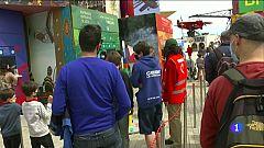 Port Aventura i el Tibidabo tornen a obrir mig any després