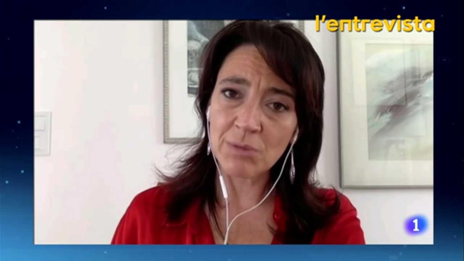 """Cristina Monge: """"El 15-M va forçar el relleu de les èlits polítiques"""""""