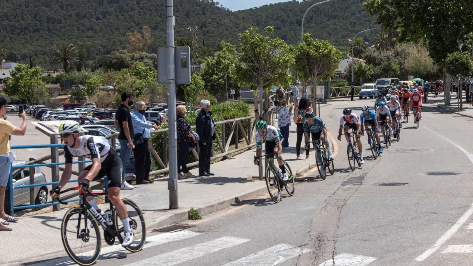 Ciclismo - Challenge ciclista Mallorca 3ª jornada Trofeo Andratx-Mirador des Colomer - ver ahora