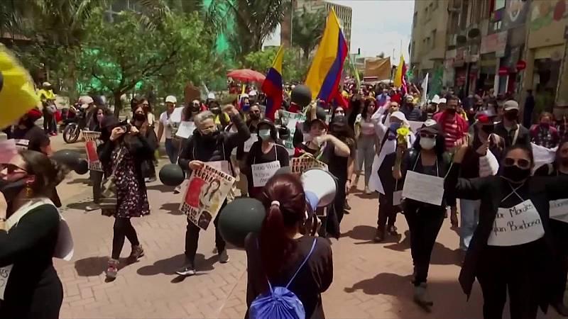 Informe Semanal - Sangra Colombia - ver ahora