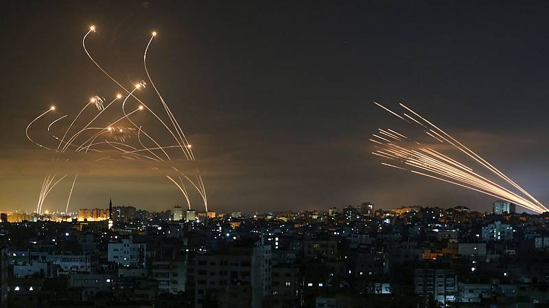 Cuando suenan las sirenas Israel activa Cúpula de hierro, su sistema antimisiles de última tecnología