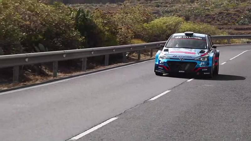 """Automovilismo - Supercampeonato de España de Rallyes """"Rally Villa de Adeje"""" - ver ahora"""