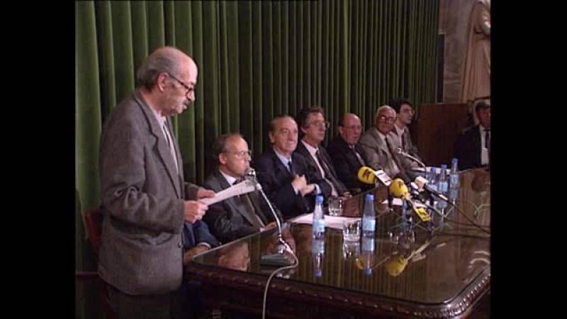 Arxiu TVE Catalunya - Joan Triadú, Premi d'Honor de les Lletres Catalanes