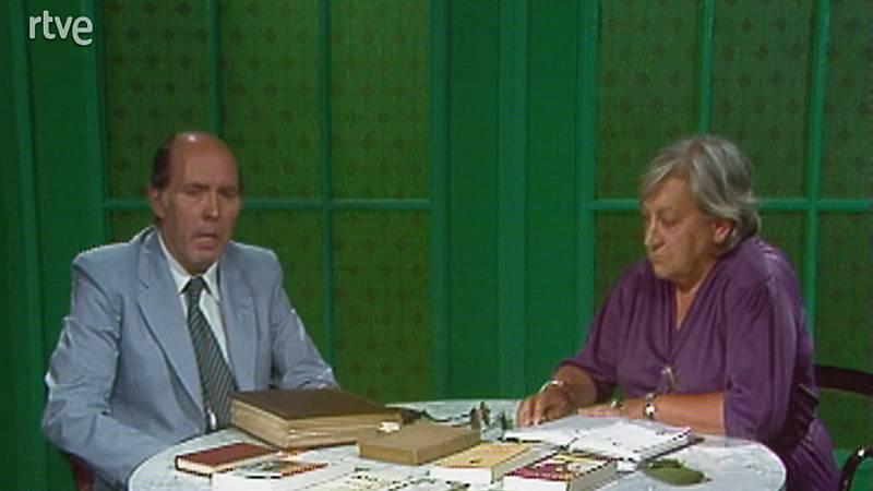 Arxiu TVE Catalunya - La ciutat dels llibres - Miquel Llor