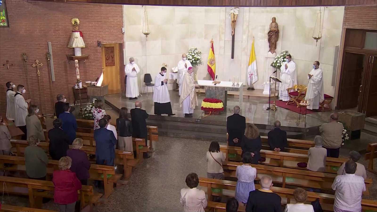 Día del Señor - Parroquia castrense Ntra. Sra. de la Dehesa (Madrid) - ver ahora