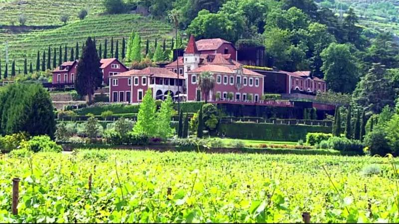 Zoom Tendencias - El valle del Douro, un remanso de buen vivir - ver ahora