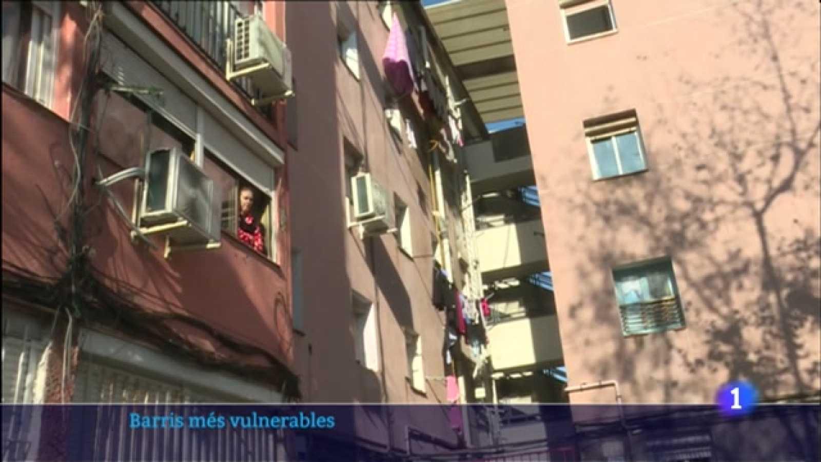 Augmenten les desigualtats que ja patien els barris de l'àrea de Barcelona