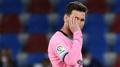 El Barça, más pendiente de la renovación de Messi que de la liga