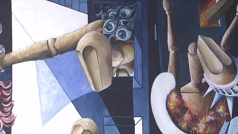 Los trabajadores del Museo Reina Sofía muestran su talento en una exposición conjunta