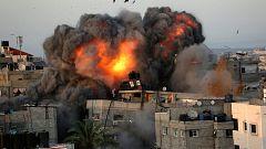 Decenas de muertos en Gaza en la jornada más mortífera de la ofensiva israelí