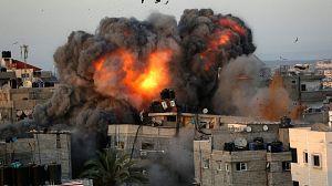 Decenas de muertos en Gaza en la jornada más mortífera