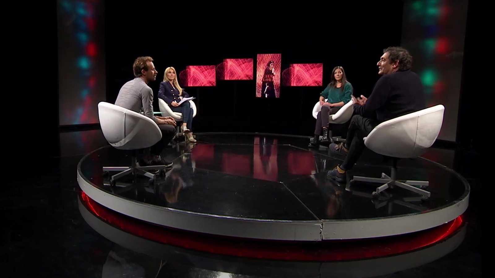 Versión española - Coloquio: Incierta gloria - ver ahora