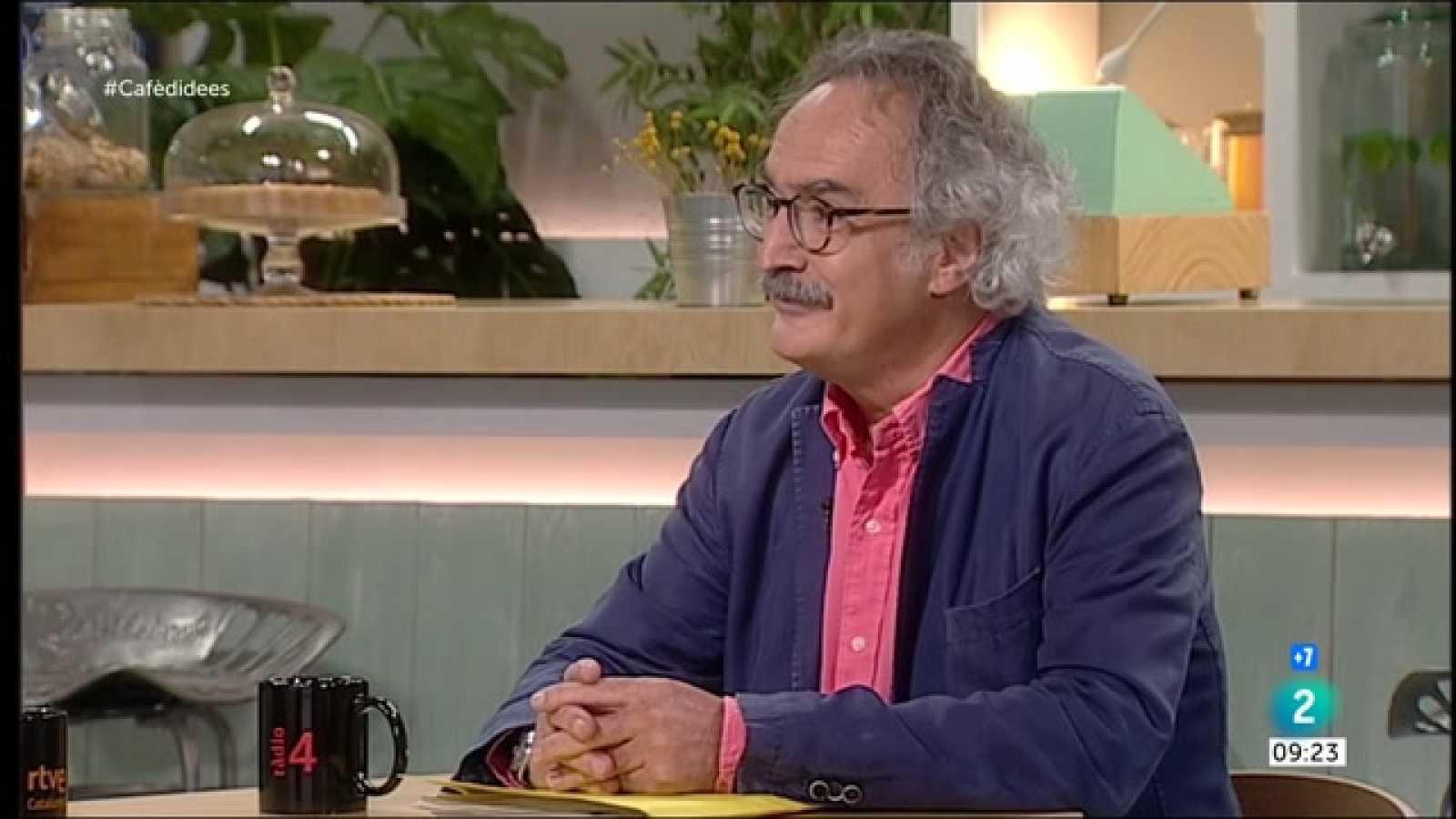 """Dr. Jordi Mancebo: """"A les UCI encara hi ha 400 persones"""""""