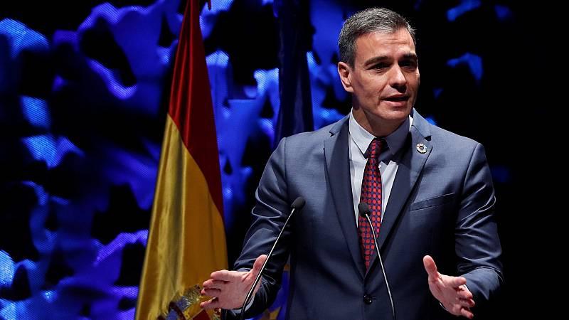Sánchez garantiza la vacunación masiva en junio a los menores de 50 años
