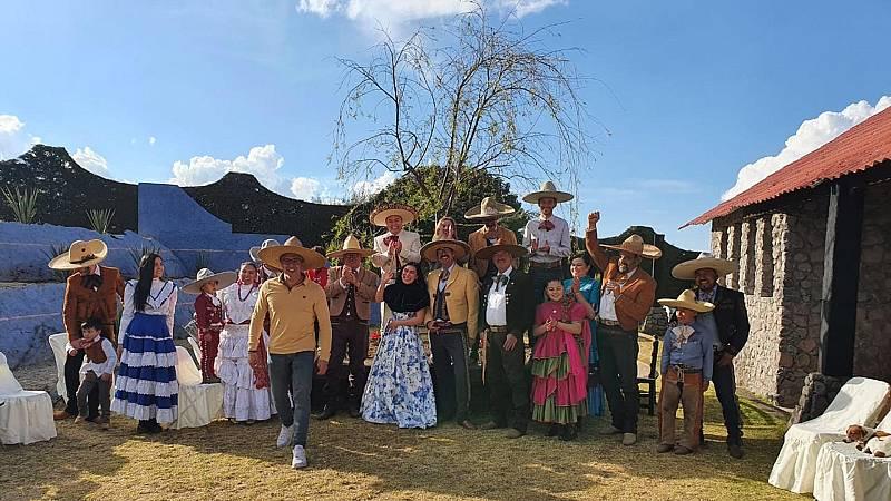 Españoles en el mundo - Ciudad de México - Ver ahora