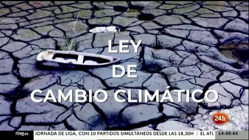 Parlamento - El foco parlamentario - Ley de Cambio Climático - 15/05/2021
