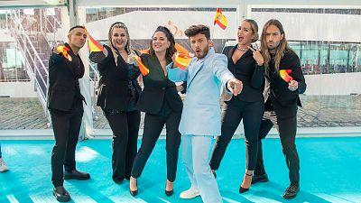 Vuelve a ver la Welcome Party de Eurovisión 2021