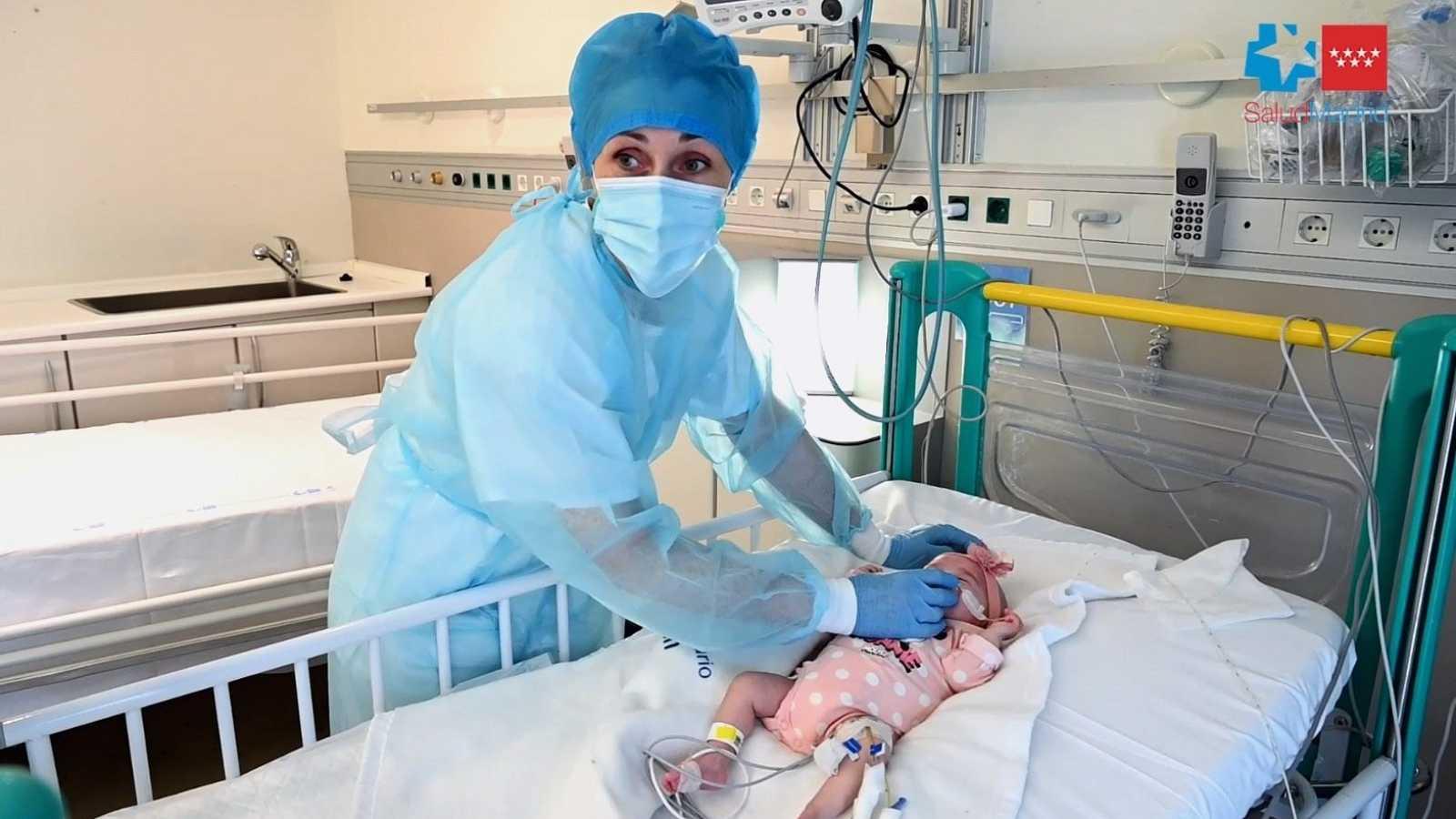 El Gregorio Marañón realiza con éxito el primer trasplante cardíaco en parada a un bebé de dos meses incompatible con el donante