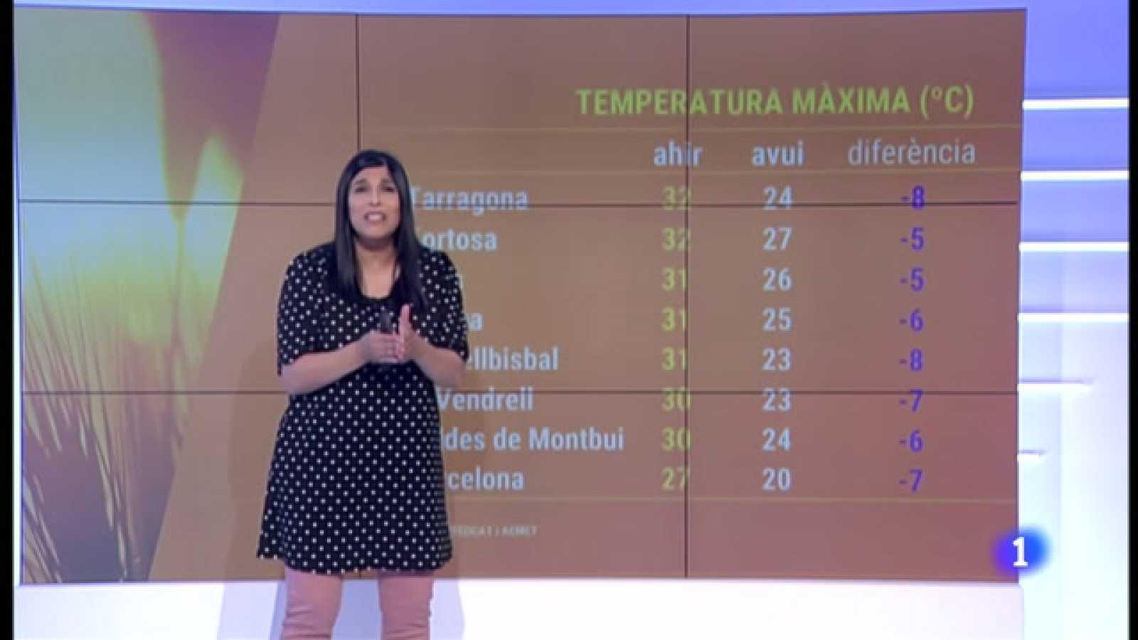 El Temps (17/05/2021) - La muntanya russa de les temperatures