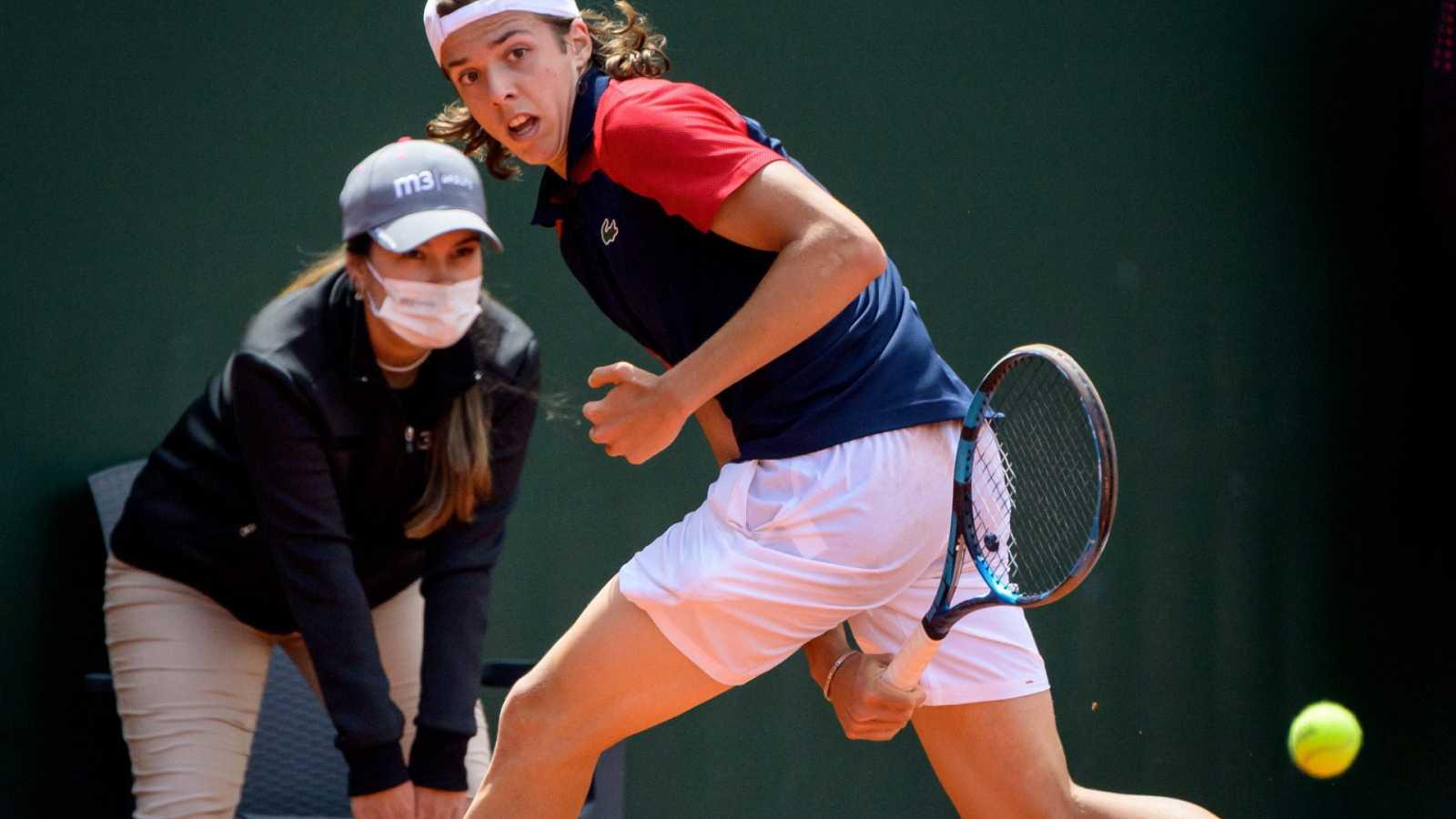 Tenis - ATP 250 Torneo Ginebra: Adrian Mannarino - Arthur Cazaux - ver ahora