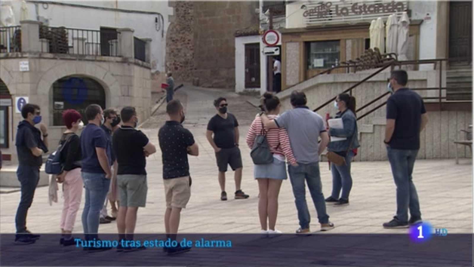 Respiro para el sector turístico tras el estado de alarma - 17/05/2021