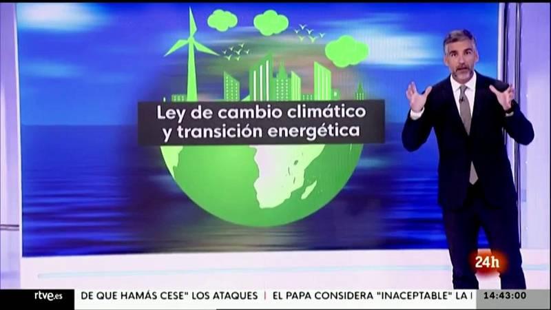 Parlamento - El reportaje - Las claves de la Ley de Cambio Climático, con Albert Barniol - 15/05/2021