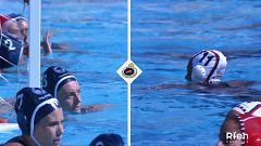 Waterpolo - Liga femenina. Play off Final 3r.partido: CN Mataró - Astrapool CN Sabadell