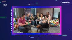 Eurovisión 2021 - EuroSalseo: Blas Cantó y su equipo