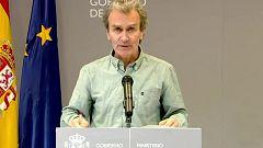 Especial informativo - Coronavirus. Comparecencia de Fernando Simón - 17/05/21