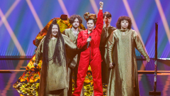 Eurovisión 2021 - Minuto de Rusia en el ensayo general de la primera semifinal