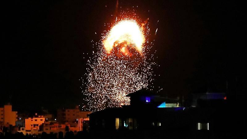 Israel difunde un video de hace 3 años en Siria atribuyéndoselo a un ataque actual de Hamás sobre suelo israelí