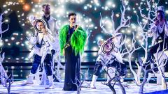 Eurovisión 2021 - Minuto de Ucrania en el ensayo general de la primera semifinal