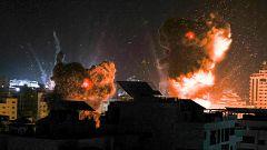 Israel ignora las peticiones al alto el fuego