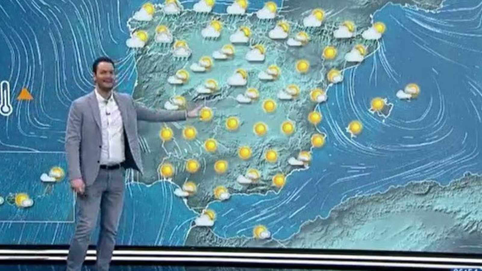 La Aemet prevé unnNotable ascenso térmico en el Cantábrico oriental, valle del Ebro y Valencia