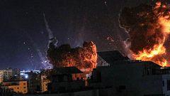 Israel y Gaza entran en la segunda semana de escalada bélica sin vistas de tregua