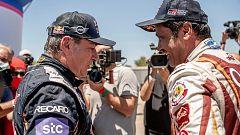 Carlos Sainz considera insuficiente la sanción a Al-Attiyah en el Rally de Andalucía