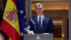 """Sánchez garantiza la integridad territorial de España """"con todos los medios"""" y """"ante cualquier desafío"""""""