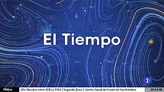 El tiempo en Castilla y León - 18/05/21