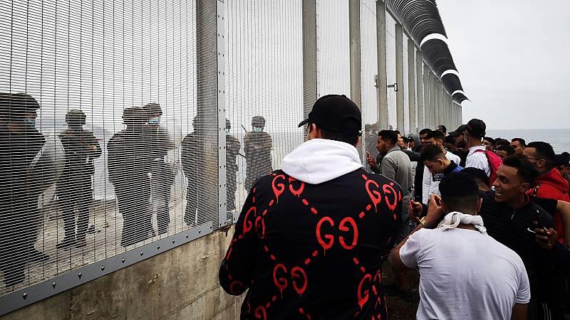 ¿Qué hay detrás de la crisis migratoria en Ceuta?