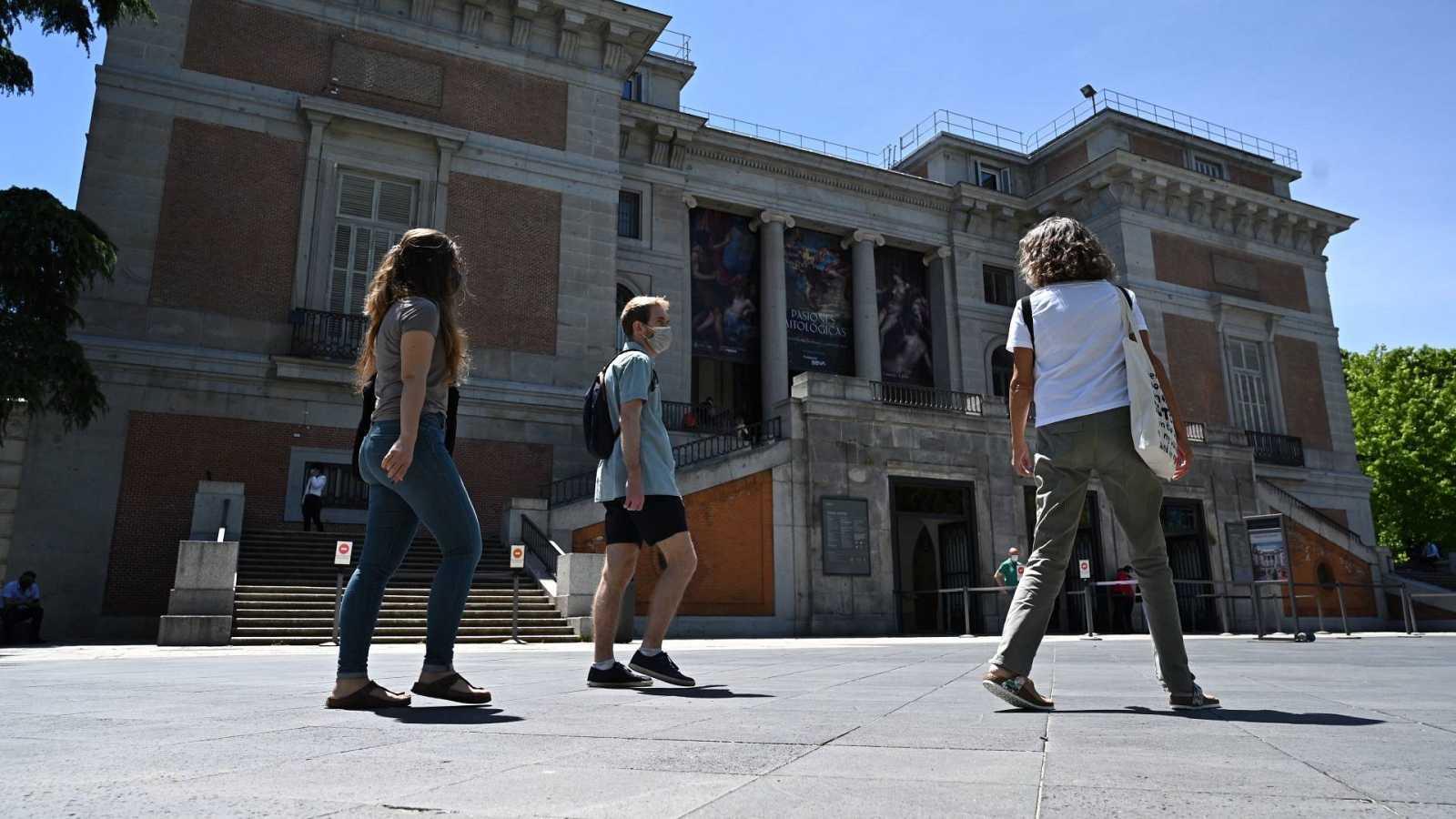 Celebramos el Día Internacional de los Museos acompañando a sus visitantes