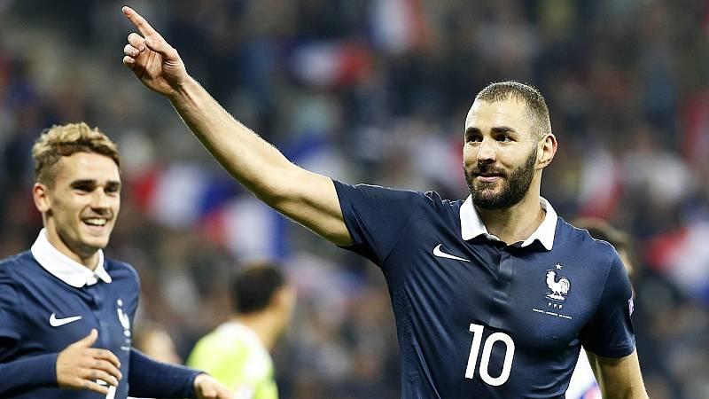 Karim Benzema podría volver a la selección francesa según apuntan L'equipe y Le Parisien