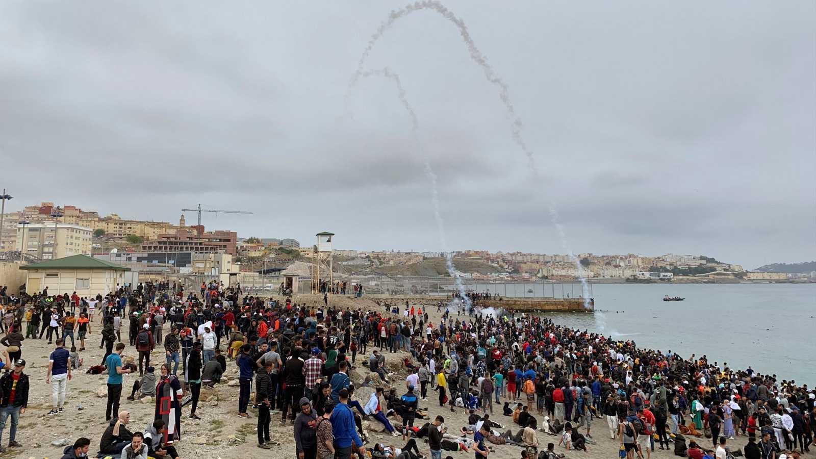 La UE se solidariza con España y pide a Marruecos que respete sus compromisos contra la inmigración irregular