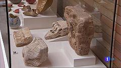 'Tempus Fugit', una muestra sobre el paso del tiempo en la antigua Emerita Augusta