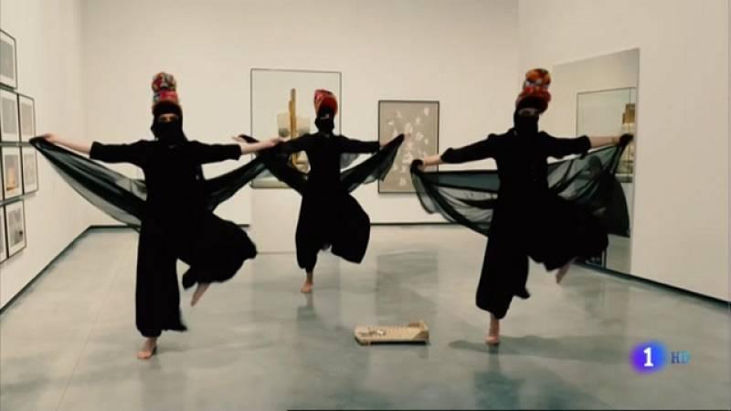 'Danza en Helga de Alvear: Obras en movimiento' de Jesús Ortega - 18/05/2021