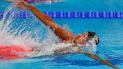 Hugo González, bronce en los 50 espalda; Kolesnikov, nuevo récord del mundo