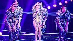 """Eurovisión 2021 - Croacia: Albina canta """"Tick-Tock"""" en la primera semifinal"""